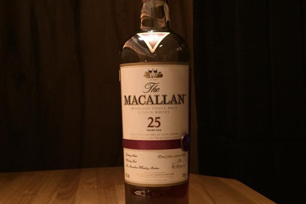 マッカラン25年